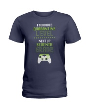7TH GRADE LEVEL Ladies T-Shirt thumbnail
