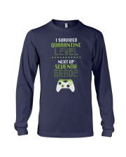 7TH GRADE LEVEL Long Sleeve Tee thumbnail