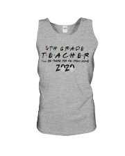 5TH GRADE BE THERE Unisex Tank thumbnail