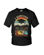 3RD GRADE  Youth T-Shirt front