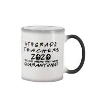 6TH GRADE  Color Changing Mug thumbnail