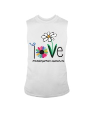 KINDERGARTEN TEACHER LIFE Sleeveless Tee thumbnail