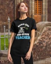 THIRD GRADE Classic T-Shirt apparel-classic-tshirt-lifestyle-06