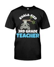THIRD GRADE Classic T-Shirt front