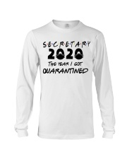 SECRETARY Long Sleeve Tee thumbnail