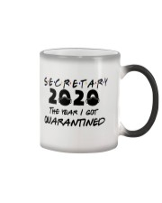 SECRETARY Color Changing Mug thumbnail