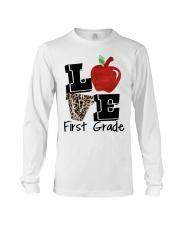 LOVE 1ST GRADE Long Sleeve Tee thumbnail
