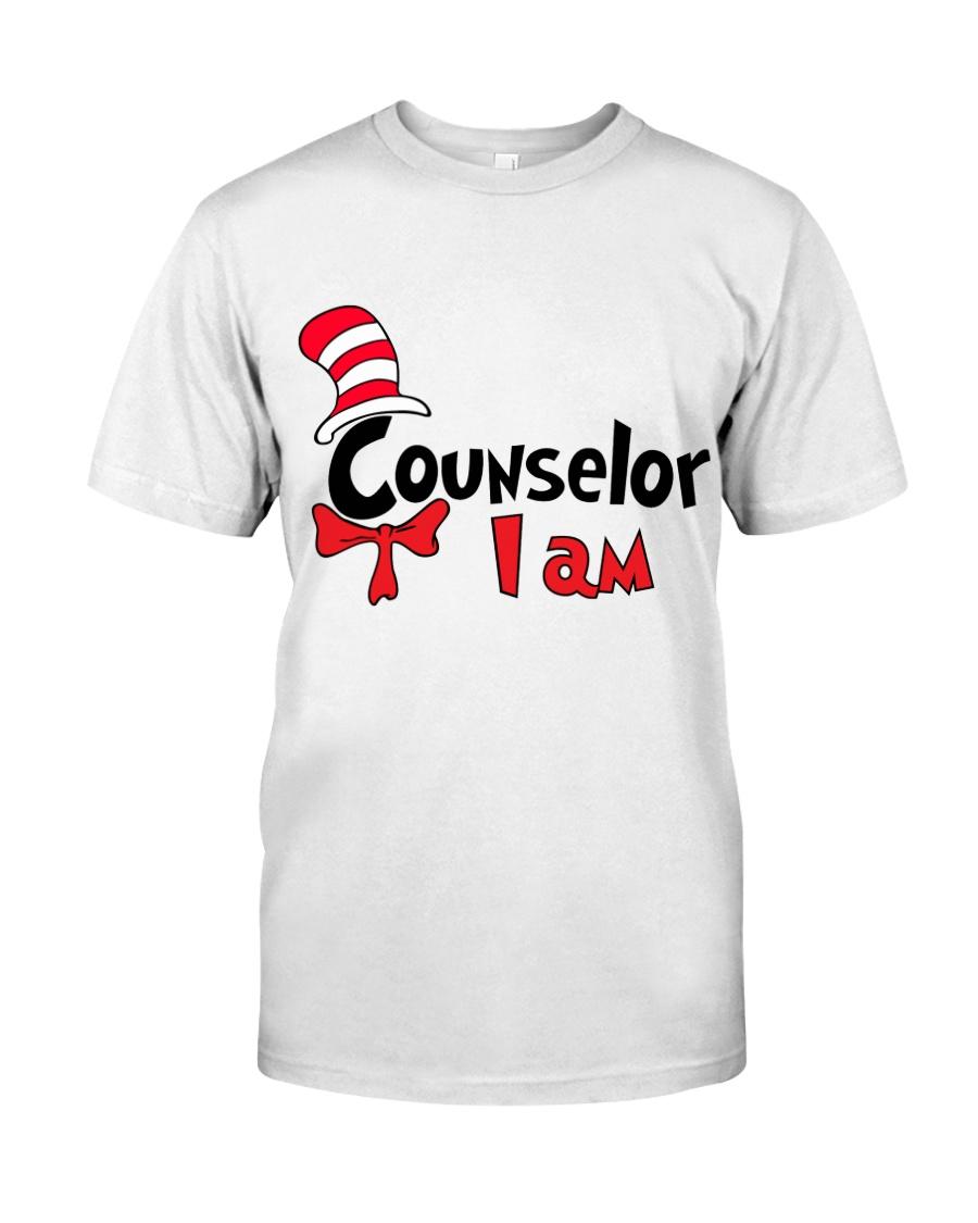 COUNSELOR I AM Classic T-Shirt