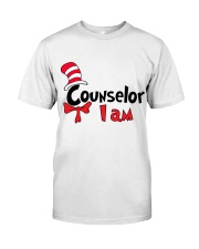 COUNSELOR I AM Classic T-Shirt front