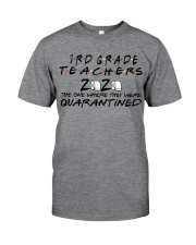 3RD GRADE  Classic T-Shirt front