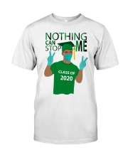 KELLY GREEN - NOTHING CAN STOP ME Classic T-Shirt front