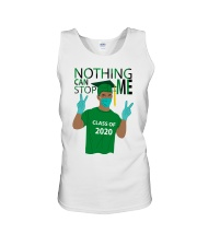KELLY GREEN - NOTHING CAN STOP ME Unisex Tank thumbnail