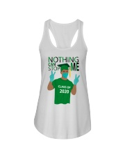 KELLY GREEN - NOTHING CAN STOP ME Ladies Flowy Tank thumbnail