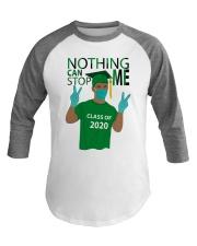 KELLY GREEN - NOTHING CAN STOP ME Baseball Tee thumbnail