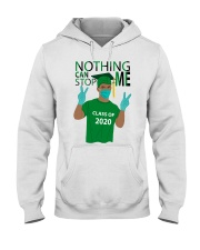 KELLY GREEN - NOTHING CAN STOP ME Hooded Sweatshirt thumbnail
