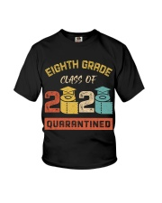 8TH GRADE CLASS OF 2020 Youth T-Shirt front