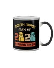 8TH GRADE CLASS OF 2020 Color Changing Mug tile
