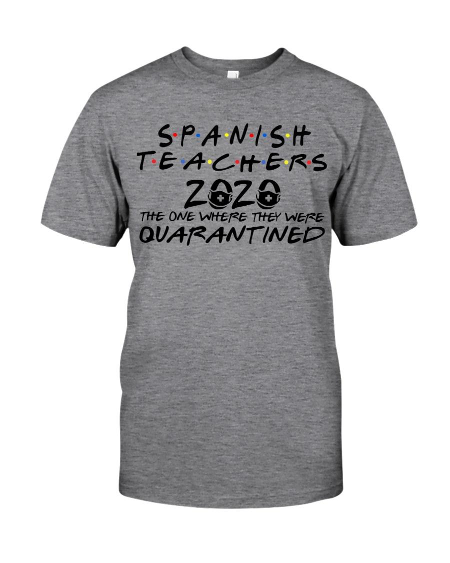 SPANISH TEACHERS Classic T-Shirt