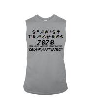 SPANISH TEACHERS Sleeveless Tee thumbnail