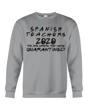 SPANISH TEACHERS Crewneck Sweatshirt thumbnail