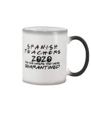 SPANISH TEACHERS Color Changing Mug thumbnail