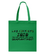 LAB COURIERS Tote Bag thumbnail