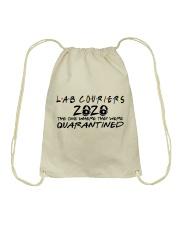 LAB COURIERS Drawstring Bag thumbnail