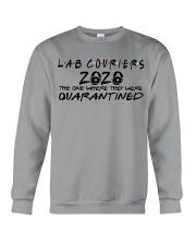 LAB COURIERS Crewneck Sweatshirt thumbnail