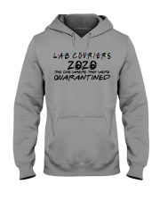 LAB COURIERS Hooded Sweatshirt thumbnail