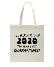 LIBRARIAN Tote Bag thumbnail