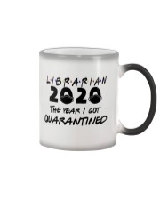 LIBRARIAN Color Changing Mug thumbnail