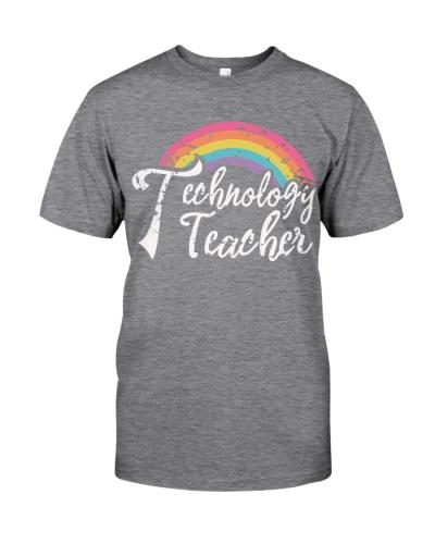 TECHNOLOGY TEACHER RAINBOW