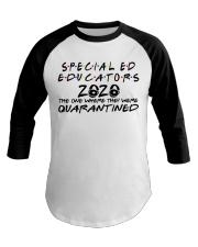 SPED EDUCATORS Baseball Tee thumbnail
