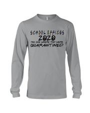 SCHOOL OFFICE Long Sleeve Tee thumbnail