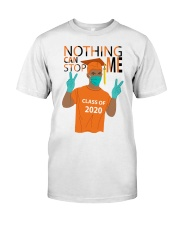 ORANGE - NOTHING CAN STOP ME Classic T-Shirt front