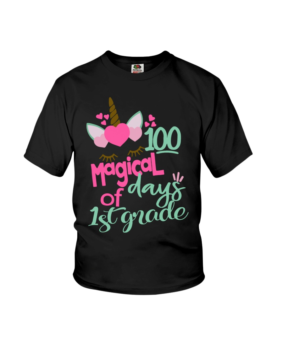 1ST GRADE - 100 MAGICAL DAYS Youth T-Shirt