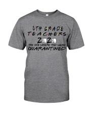 5TH GRADE  Classic T-Shirt front