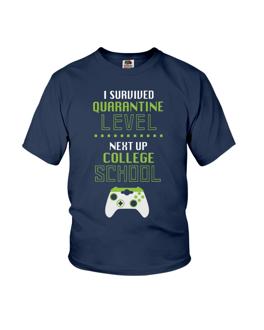 COLLEGE SCHOOL LEVEL Youth T-Shirt
