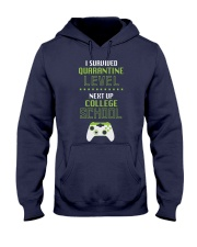 COLLEGE SCHOOL LEVEL Hooded Sweatshirt thumbnail