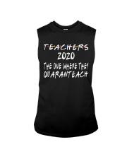 TEACHERS QUARANTEACH Sleeveless Tee thumbnail