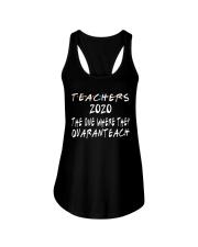 TEACHERS QUARANTEACH Ladies Flowy Tank thumbnail
