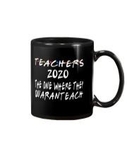 TEACHERS QUARANTEACH Mug thumbnail