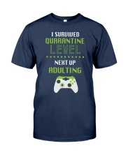 ADULTING LEVEL Classic T-Shirt front