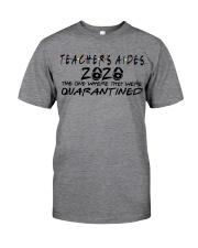 TEACHER'S AIDES Classic T-Shirt front