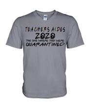 TEACHER'S AIDES V-Neck T-Shirt thumbnail