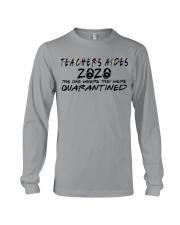 TEACHER'S AIDES Long Sleeve Tee thumbnail
