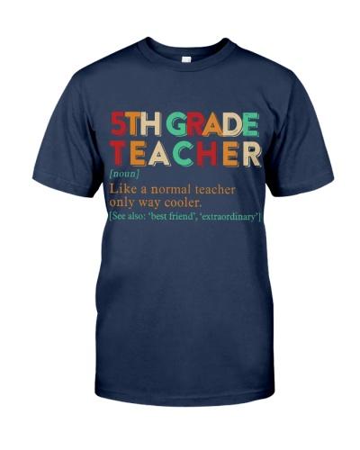 5TH GRADE TEACHER