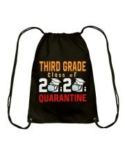 3RD GRADE CLASS OF 2020 Drawstring Bag thumbnail