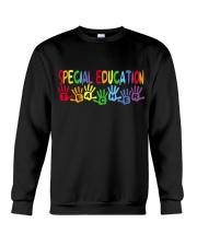 SPECIAL EDUCATION TEACHER DESIGN Crewneck Sweatshirt thumbnail