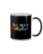 SPECIAL EDUCATION TEACHER DESIGN Color Changing Mug thumbnail